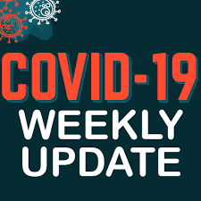 WEEKLY UPDATE ON SCHOOL DISTRICT COVID-19 CASES
